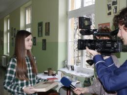 Reportáž TV Polar na projektu Rodino, vyprávěj