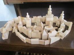 středověké město 1