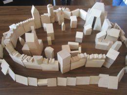 středověké město 4