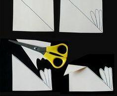 ptáček nůžky